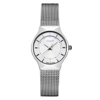 5 Colors Women's Watch Japan Fashion Hours Woman Lady Dress Bracelet Thin Stainless Steel Business Gift Mother's