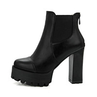 Paulina Ankle Boots