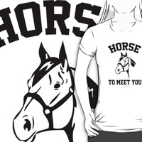 Horse to Meet You