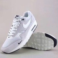 Nike Air Max 1 Premium Fashion Casual Sneakers Sport Shoes-6