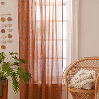 Isla Curtain - Urban Outfitters
