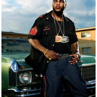 Flo Rida Only One Flo Only One Rida Music 11x17
