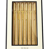 Strike Gold Pen Set