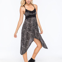 Metal Mulisha Stevie Dress Black  In Sizes