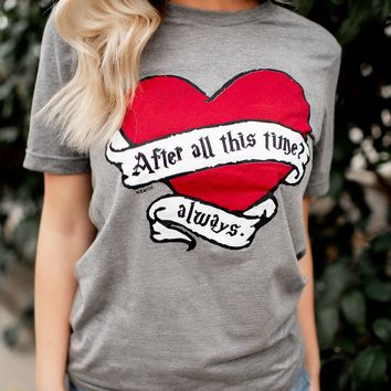 After All This Time Tee