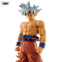 "100% Original Banpresto Resolution of Soldiers Grandista Vol.6 Collection Figure - ULTRA INSTINCT SON GOKU ""Dragon Ball SUPER"""
