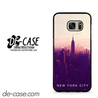 New York The Big City DEAL-7672 Samsung Phonecase Cover For Samsung Galaxy S7 / S7 Edge