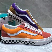 VANS Style 36 Marshmal canvas Fashion casual shoes