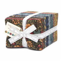 Morris Earthly Paradise Fat Quarter Bundle by Barbara Brackman for Moda Fabrics