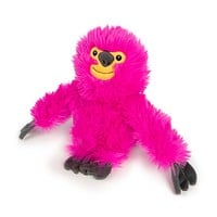 Fuzzy Pink Sloth