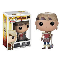 HOW TO TRAIN YOUR DRAGON 2 ASTRID POP! V