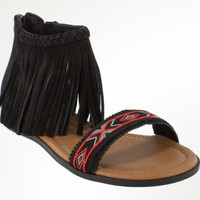 Morocco Beaded Sandal