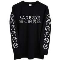 Yung Lean Sad Boys Long Sleeve