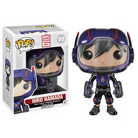 Big Hero 6 Hiro Hamada Pop! Vinyl Figure by Funko