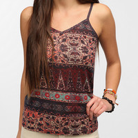 Urban Outfitters - BDG Printed V-Neck Cami