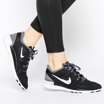 Nike Free 5.0 TR Fit 5 Black Trainers