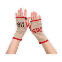 Green 3 Apparel Recycled Dog Handwarmers