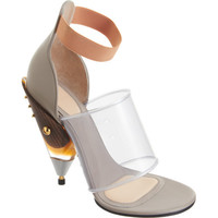 Givenchy Gradient Cone Heel Sandal at Barneys New York at Barneys.com