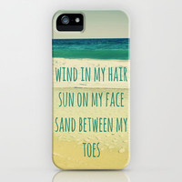 Wind In My Hair II iPhone Case by Shawn Terry King | Society6 Prints, cards, canvas, laptop skins, pillows, IPOD touch  too!!!