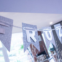 FROZEN Party Banner/Bunting/Sign as seen on Red Tricycle!