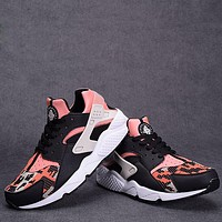 Nike Air Huarache Ultra Fashion Camouflage Sport Running Sneakers Shoes