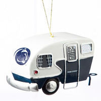 Penn State Nittany Lions Camper Ornament