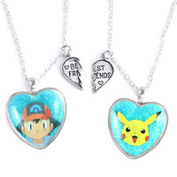 I CHOOSE YOU FRIENDSHIP NECKLACES