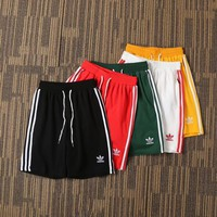adidas Men Wmen Three Stripe Shorts