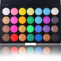 15 Color Eyeshadow Palette With Brush