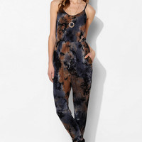 Staring At Stars Tie-Dye Harem Jumpsuit - Urban Outfitters