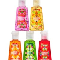 5-Pack PocketBac Sanitizers Taste of Summer