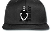 shia labeouf just do it Embroidery - Snapback Hat