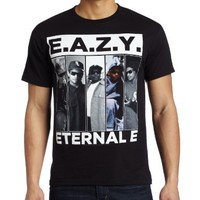 Bravado Men's Eazy E Eternal E T-shirt