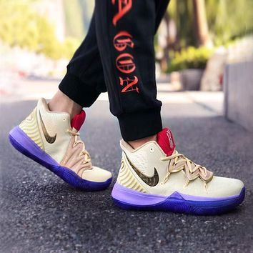 Nike Kyrie 5 Concepts Tv Pe3 Ep New Irving 5th Generation All-Star Basketball Shoe