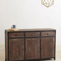Lineage Credenza by Anthropologie Brown One Size House & Home