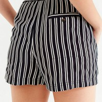 UO City Striped Short | Urban Outfitters