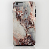 Marble Texture 85 iPhone & iPod Case by Robin Curtiss