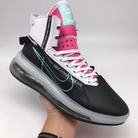 HCXX 19Sep 699 Nike Air Max 720 Satrn Hight Breathable Sneakers Knit Casual Fashion Basketball Shoes