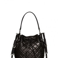 alice + olivia | QUILTED BUCKET BAG