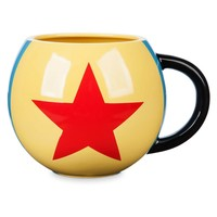 Disney Parks Pixar Luxo Ball Ceramic Coffee 32 oz Mug New