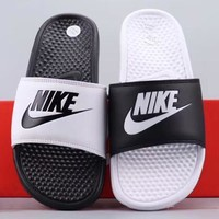 Trendsetter Nike Benassi Jdi Print Women Men Fashion Casual Slipper Shoes