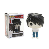 Funko Death Note Pop! Animation L Vinyl Figure