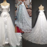 #97310 Custom inspired wedding gowns from the Darius Cordell collection
