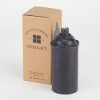 Insight Spray Can Candle Black One Size For Men 21098310001