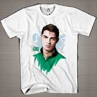 CR7 Vector  Mens and Women T-Shirt Available Color Black And White