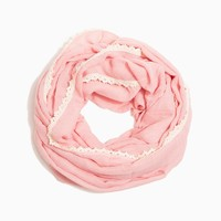 ShopSosie Style : Kendall Infinity Scarf in Pink