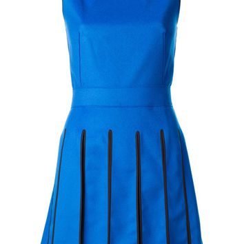 Kenzo pleated mini dress