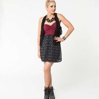 Metal Mulisha BRIAR ROSE DRESS from Official Metal Mulisha Store