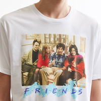 Friends Throwback Tee | Urban Outfitters