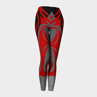 Tribal Heart Leggings